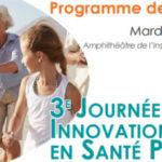 [Save The Date] La 3ème édition de la Journée Innovation en Santé Publique de l'Institut Pasteur de Lille portera sur « La prévention à tous les âges de la vie »