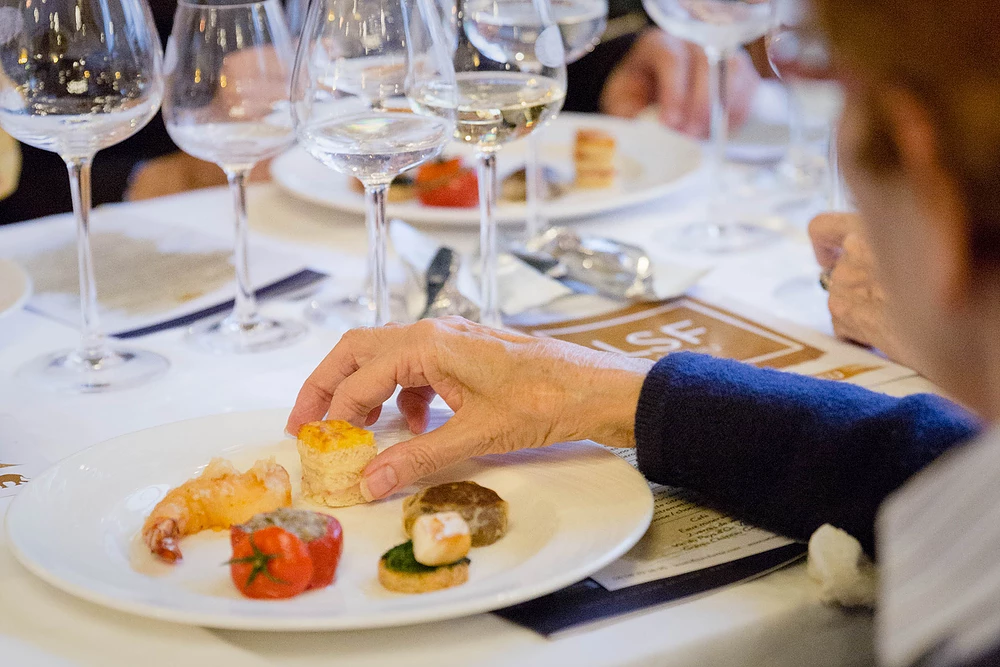 27ème déjeuner Le Sans Fourchette @ Lycée de la Méditerranée