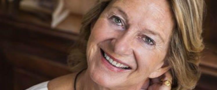 Marie de Hennezel anime une série de conférences sur le thème «Peut-on décider de vieillir heureux?» dans les résidences Domitys