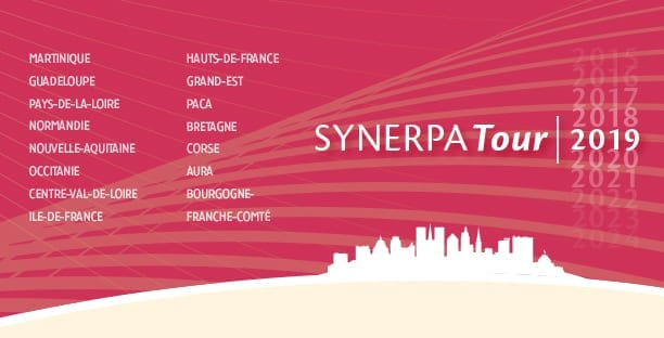 SYNERPA Tour 2019