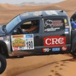 Rallye Aïcha des Gazelles - Une