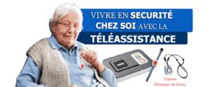 téléassistance senior - Une