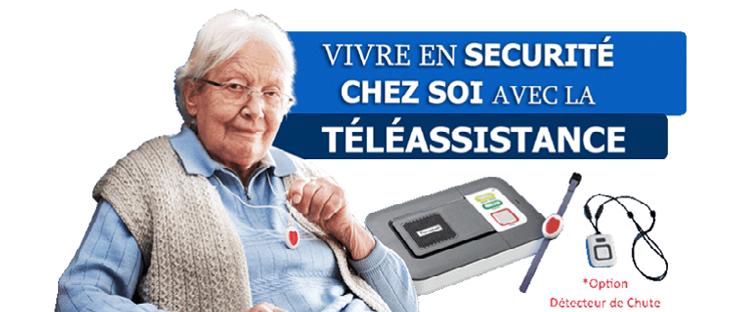Téléassistance Senior, pour mieux vivre chez soi en toute sécurité