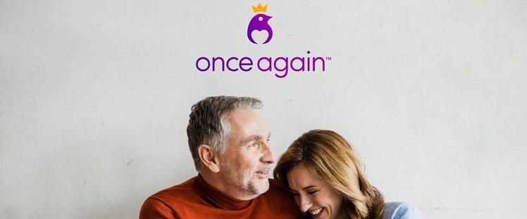 Once Again, pour les célibataires de plus de 50 ans