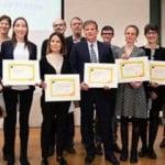 Sinead Gaubert reçoit le Prix Philippe Chatrier pour la mise en évidence d'un outil prometteur pour diagnostiquer la maladie d'Alzheimer à un stade précoce