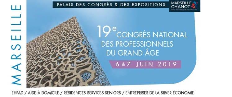 19ème Congrès National des professionnels du Grand Age