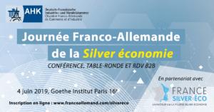Journée Franco-Allemande de la Silver Economie @ Goethe Institut