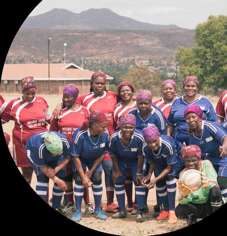 Senioriales - Oldissey - Soccer Grannies