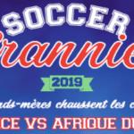 Les Soccer Grannies 2019 : quand des grands-mères décident de chausser les crampons et faire le match !