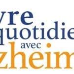 « Vivre au quotidien avec Alzheimer » un guide pour les proches des malades