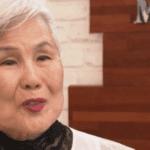Choi Soon-hwa la mannequin la plus âgée de Corée du Sud
