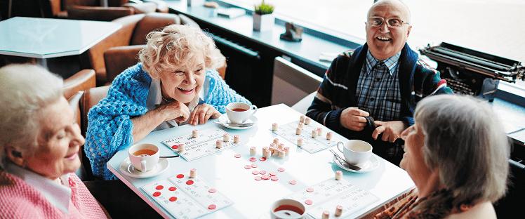 Seniors - EHPAD - hébergement