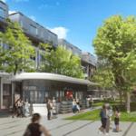 6ème par nature : Un grand projet urbain et résidentiel mixte entre Part-Dieu et Brotteaux à Lyon par Cogedim