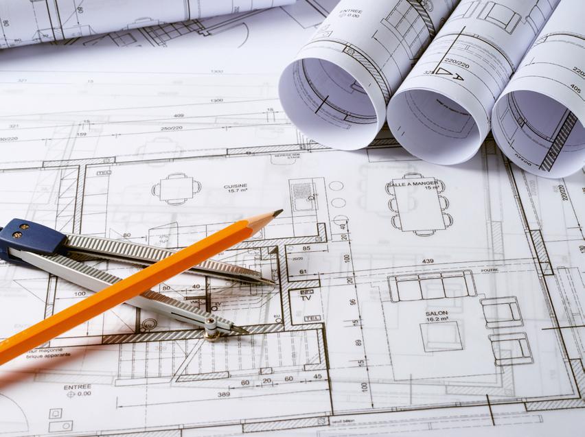 Travail - Architectes - Architecture - Dessin