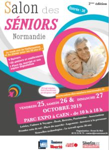 2ème édition du Salon Des Seniors en Normandie @ Parc des Expositions de Caen