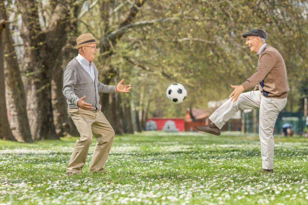 Seniors - Sport - Football