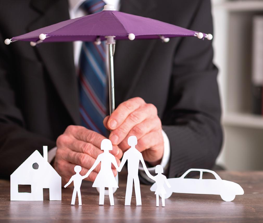 prévoyance - assurance - famille
