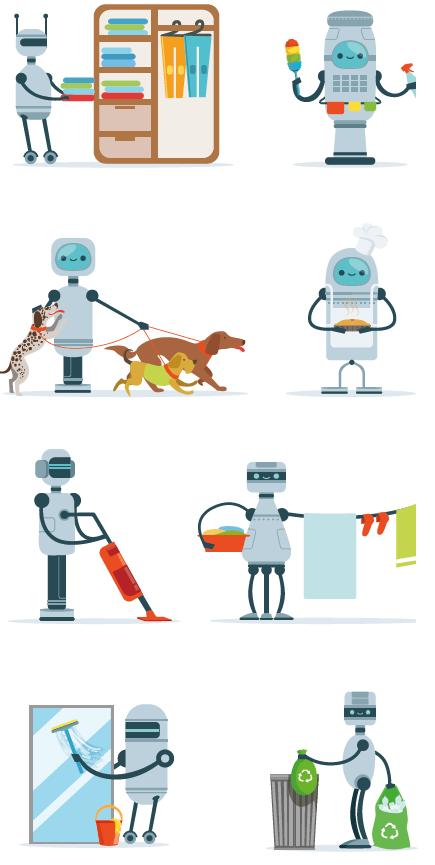 Robotique - Robot - technologie