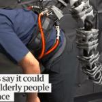 Chute des personnes âgées : bientôt une queue robotisée pour garder l'équilibre ?