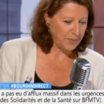 Agnés BUZYN : le point de pré-rentrée au micro de Jean-Jacques BOURDIN