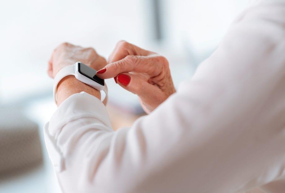 téléassistance - montre - objets connectés