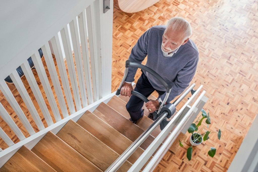 devis fauteuil monte escalier L'Hôpital