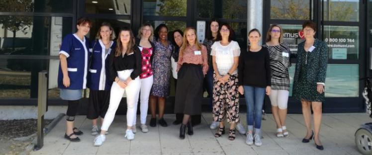 Domusvi : Une nouvelle agence d'Aide et Soins à domicile voit le jour à Orléans