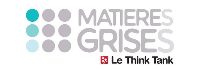 Logo de Matières Grises