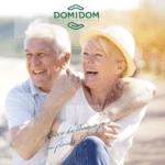 Domidom se réinvente : Nouveau logo, nouveau services