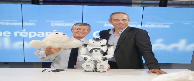 Inno3Med et ZORABOTS signent un accord de distribution pour le robot ZORA
