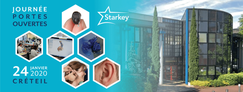 Portes ouvertes de Starkey France @ Starkey France