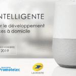 Pour 2/3 des Français, les objets connectés sont perçus comme une évolution positive facilitant le développement des services à domicile.