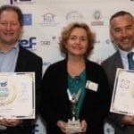 Générale des services : Florence et Jean GONNET élus « Meilleurs Franchisés et Partenaires de France » par l'IREF
