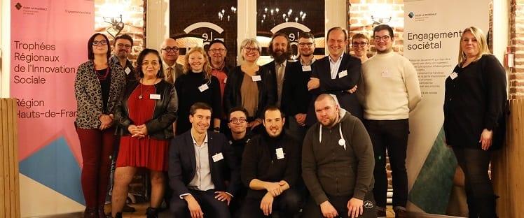 AG2R La Mondiale : Découvrez les lauréats des Trophées Régionaux de l'Innovation Sociale 2019