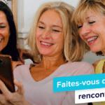 Passions : 1 an de succès et une nouvelle levée de fonds pour l'application de rencontre dédiée aux femmes de plus de 50 ans