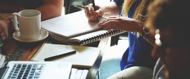 Brainstorming - startup - travail