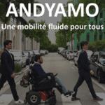 Andyamo : une plateforme pour simplifier les déplacements des personnes à mobilité réduite