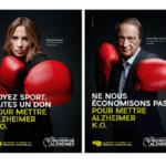 Fondation Recherche Alzheimer : 4 personnalités prêtent leurs visages pour lutter contre la maladie