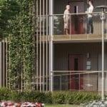 SilviaBo: Des logements préfabriqués adaptés aux seniors conçus par IKEA