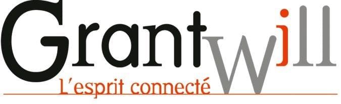 Logo de marque GrantWill.