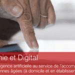 Les Echos Etudes : Silver Economie et digital