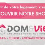 Accessibilité : DOM&VIE ouvre sa première boutique à Paris