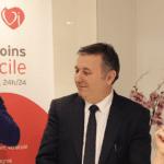 DomusVi Domicile inaugure sa nouvelle agence d'Aide et Soins à Domicile à Poissy (Yvelines)