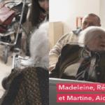 DomusVi : Projection-débat de la mini-série « C'est la Vie ! » à la résidence médicalisée Le Parc de Montfort (78)