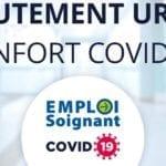 Covid-19 : EMPLOISoignant et EMPLOIMédecin proposent la diffusion gratuite des offres d'emploi urgentes