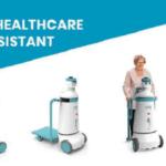 Robotique : KOMPAÏ, le robot de référence pour les établissements de santé