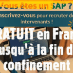 Covid-19 : Auxpros met son service de recrutement à disposition gratuitement  durant la crise