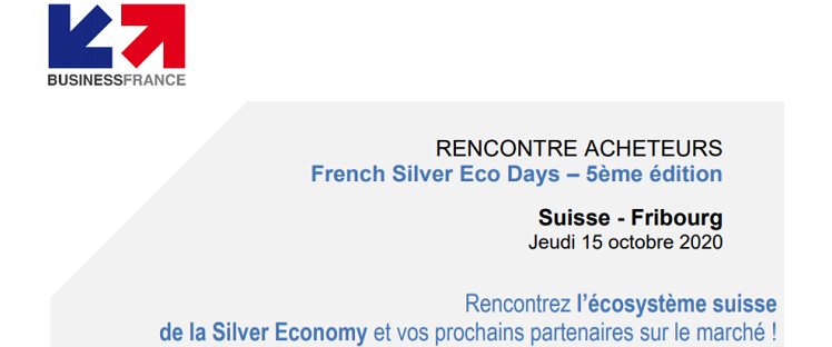 5ème édition des French Silver Eco Days @ Swiss Integrative Center for Human Health (SICHH)