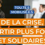[Save the date] Facebook live «De la crise, ressortir plus fort.e.s et solidaires» par le GROUPE SOS