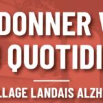 Alzheimer : Une eJourney sur le premier Village Alzheimer au monde développé par le secteur public